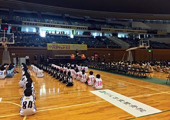 2016.8.1~8.3 月刊バスケットボールカップ presented by げんき堂整骨院
